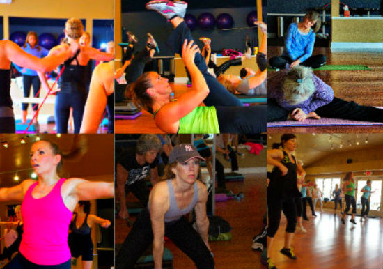 fitness classes in milford, pa