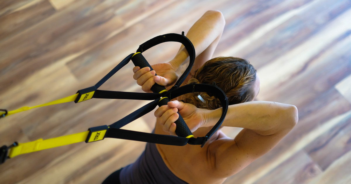 jen murphy fitness trx class