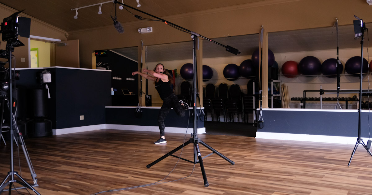 jen murphy fitness studio in milford pennsylvania